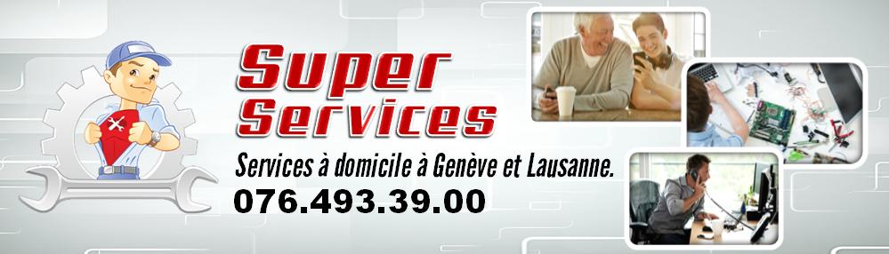 Informatique,  Multimédia, Télécom à Genève et Lausanne